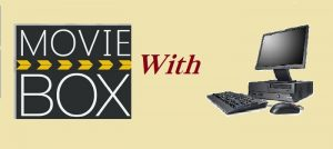 Movie box with PC