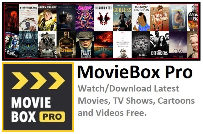 MovieBox Pro – MovieBox Download – iPhone,iPad,iPod Touch